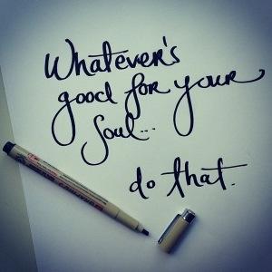 to be soul do soul